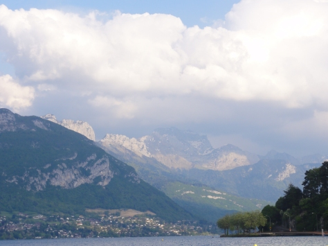 Gorgeous Lac d'Annecy!