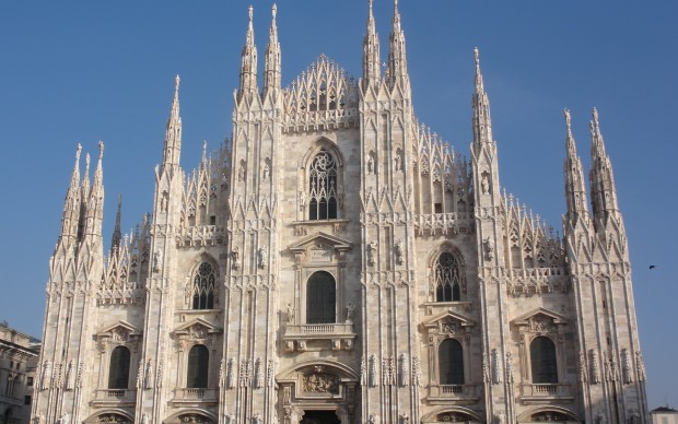 The awe-inspiring Duomo of Milan