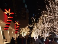 Giant candy-canes, anyone?