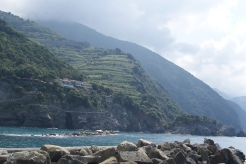 A less exhausting (as compared to hiking) and fun way to get from one village to another in Cinque Terre is by boat.