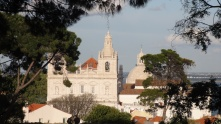 The beauty of Lisbon is clearly visible from the Castle