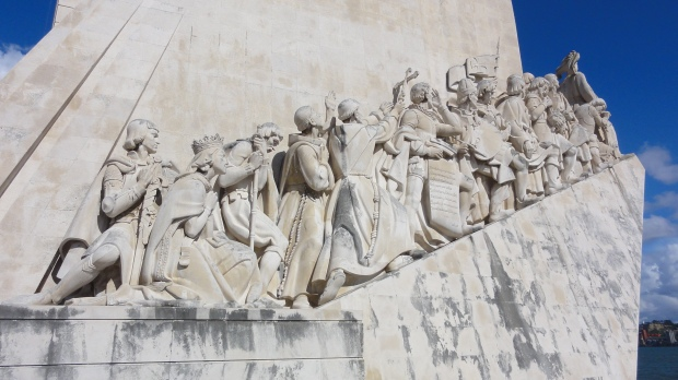 The Monument to the Discoveries, Lisbon