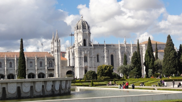 The Jeronimos Monastry, Lisbon