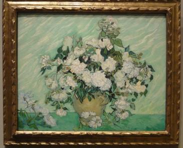 Roses, Vincent Van Gogh