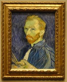 Self Portrait, Vincent Van Gogh