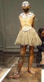 Little Dancer Aged Fourteen, Edgar Degas