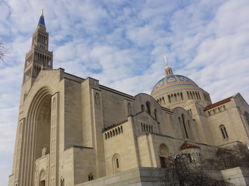 Basilica of the National Shrine of the Immaculate Conception, Washington D.C.
