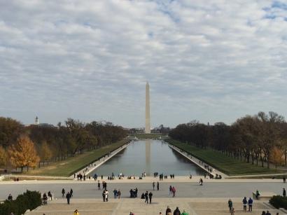 The Washington Monument, Washington D.C.